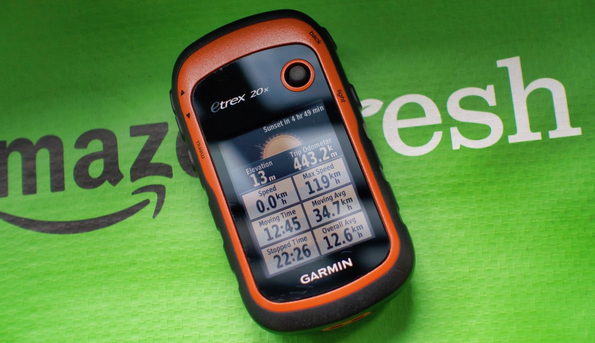 Speed up the map updates on a Garmin eTrix 20x – Rienk Jan